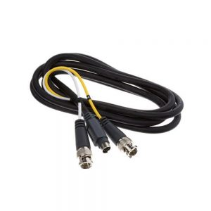AJA S-Video to Dual BNC Cable
