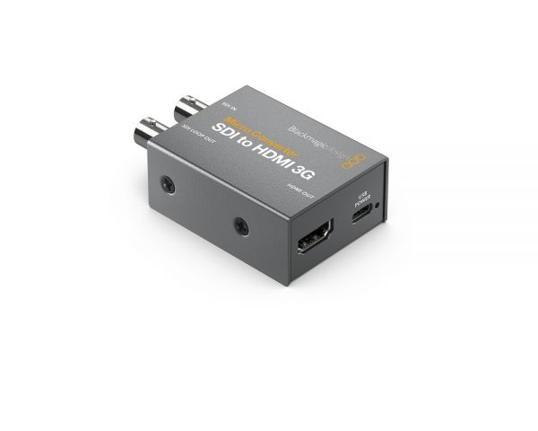 Blackmagic Micro Converter - SDI to HDMI 3G
